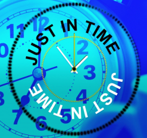 Just in Time Indicates Being Late and Eventually by Stuart Miles (free photo)